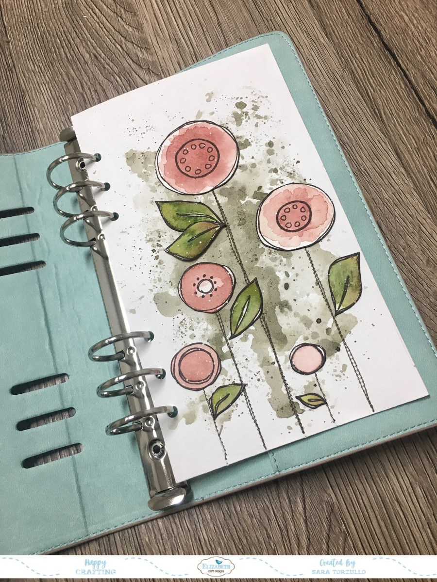 Using Stamps On Your Planner!